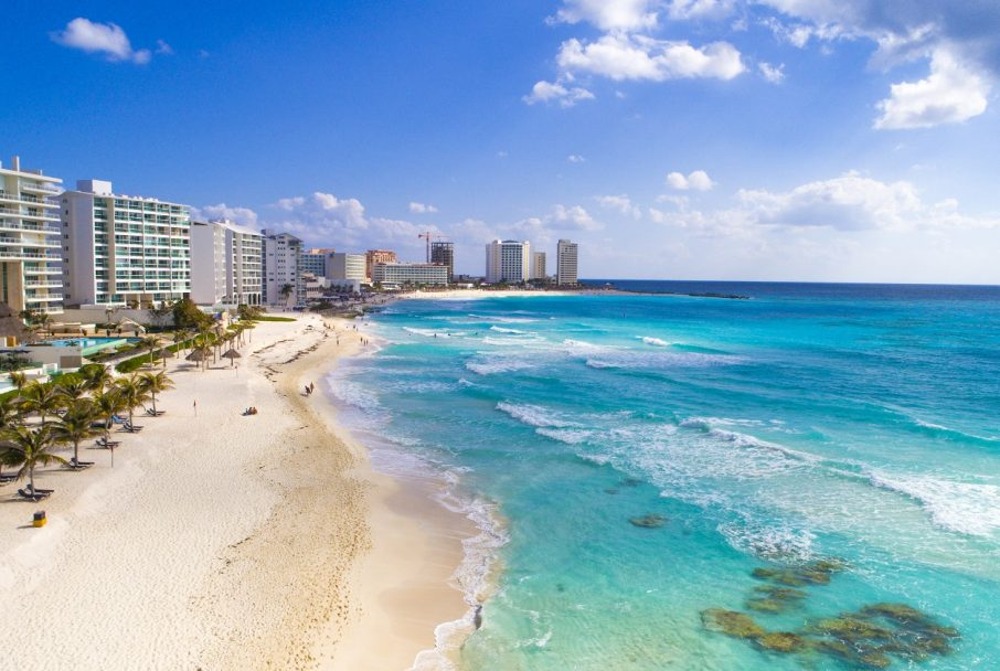 Cancún | Crédito: Shutterstock mulheres