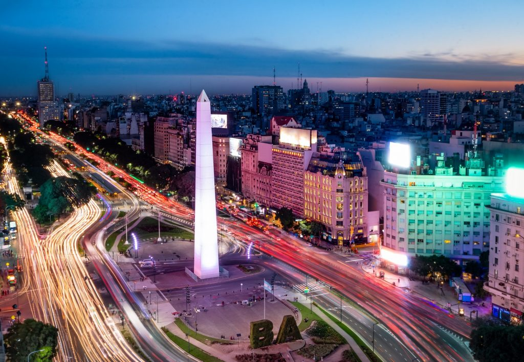 Buenos Aires – Argentina | Crédito: Shutterstock
