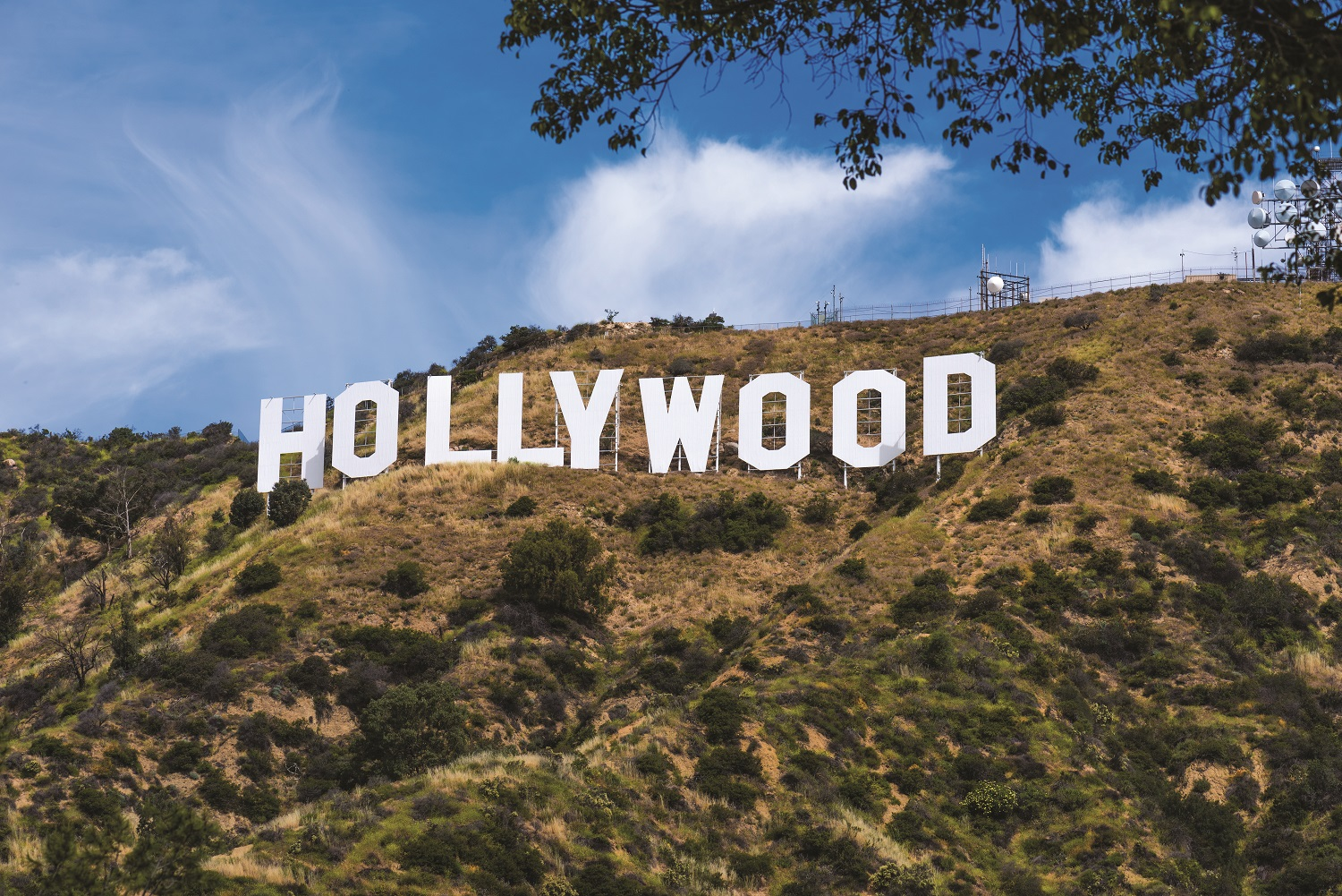 Hollywood - Los Angeles | Crédito: Shutterstock