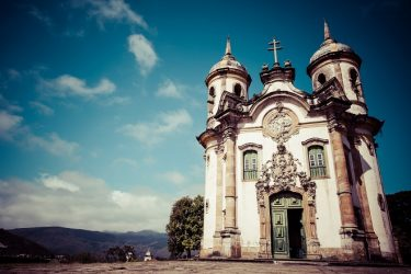 shutterstock 145215943 igreja de sao francisco de assis of the unesco world heritage ouro preto