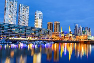 Puerto Madero - Buenos Aires | Crédito: Shutterstock