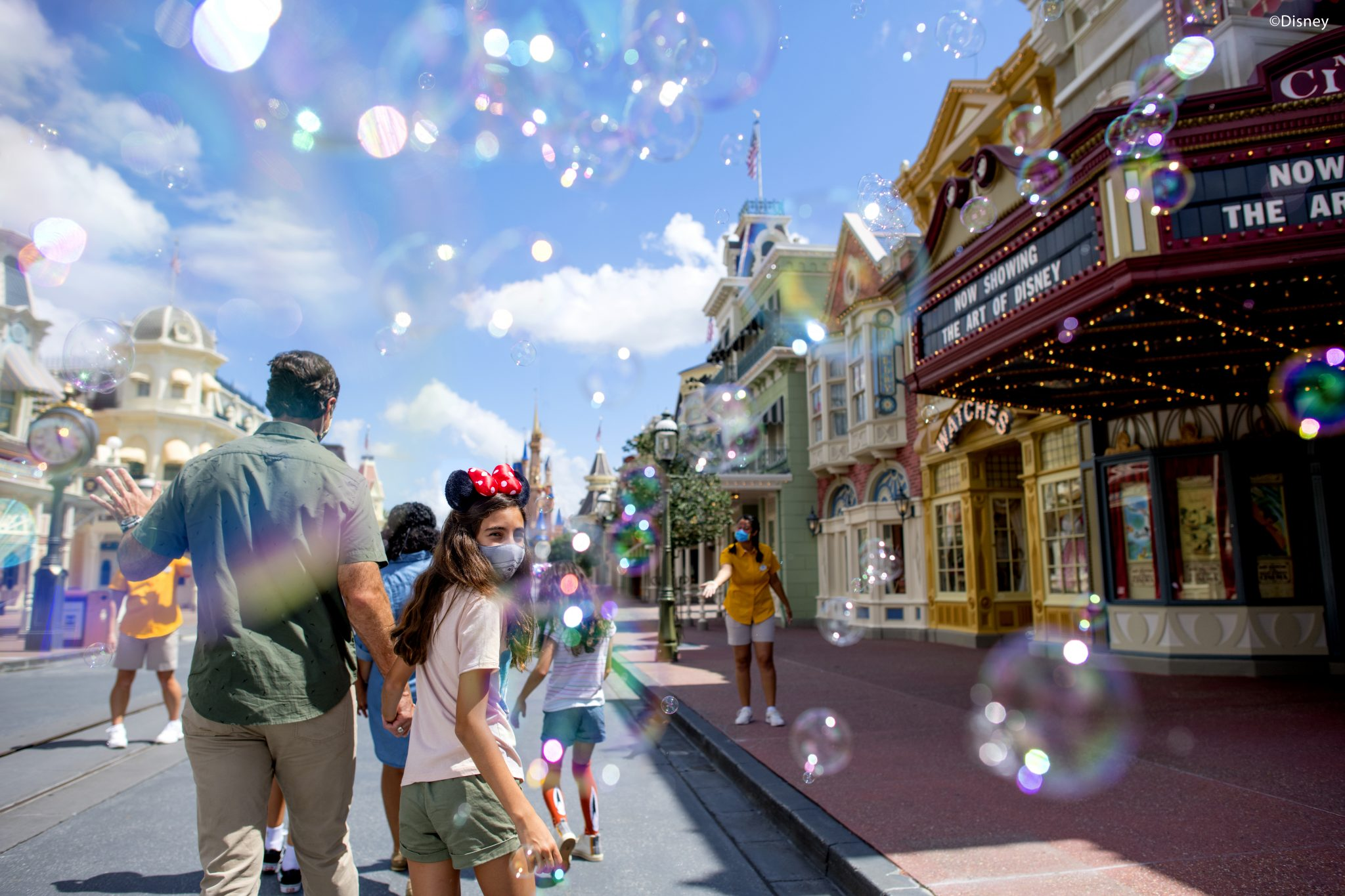 Texto Magic Kingdom 3