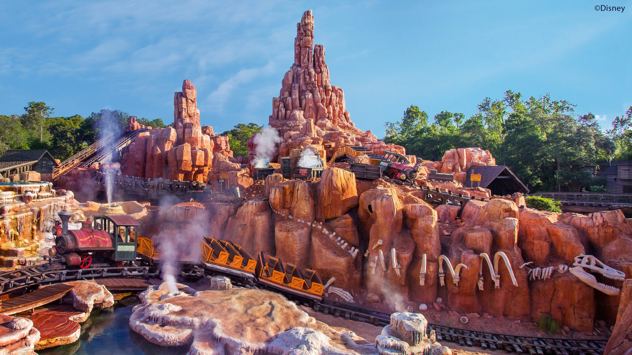 Texto Magic Kingdom Big Thunder 11